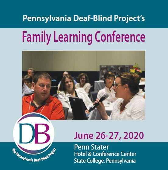 PA Deaf-Blind Project's Family Learning Conference