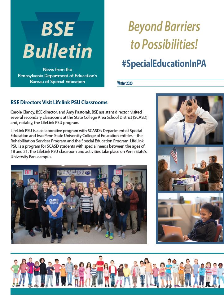 BSE Bulletin - Winter 2020