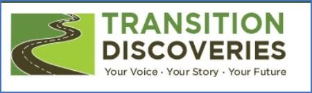 Transition Discoveries logo. Click on image to go to webpage.