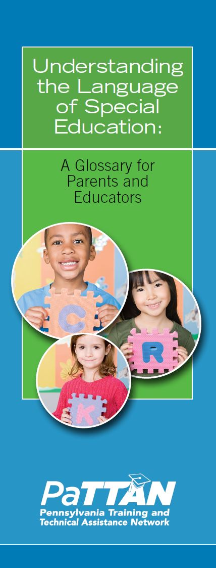 Understanding the Language of Special Education: A Glossary for Parents and Educators