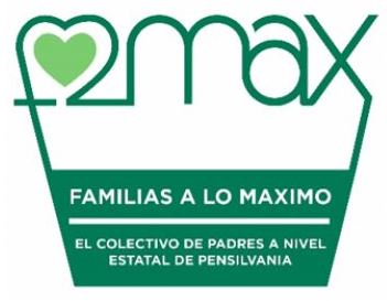Families to the Max logo in spanish