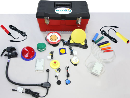 Enabling Devices Switch Assessment Kit