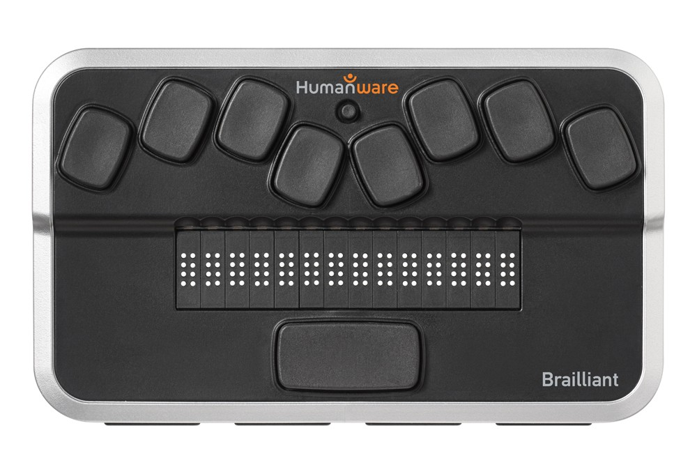 Brailliant BI 14 Braille Display