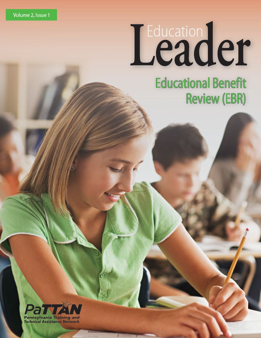 Education Leader - Educational Benefit Review (EBR)