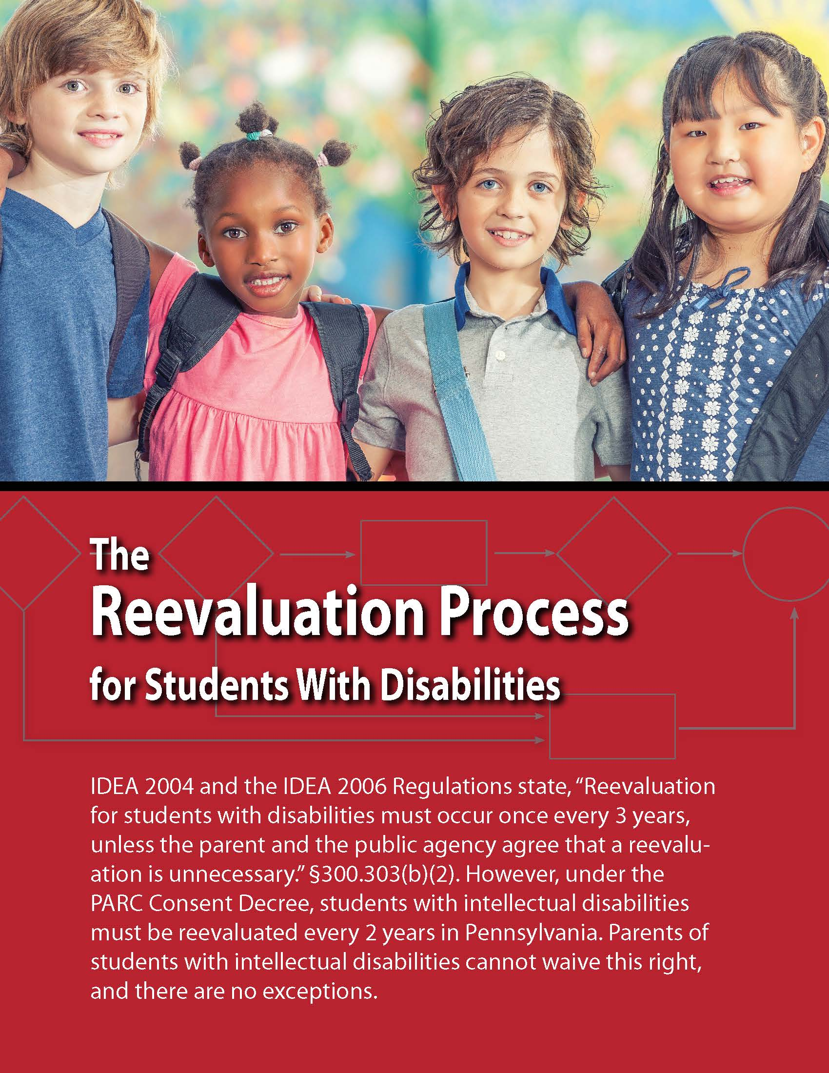 Reevaluation Process for Students with Disabilities