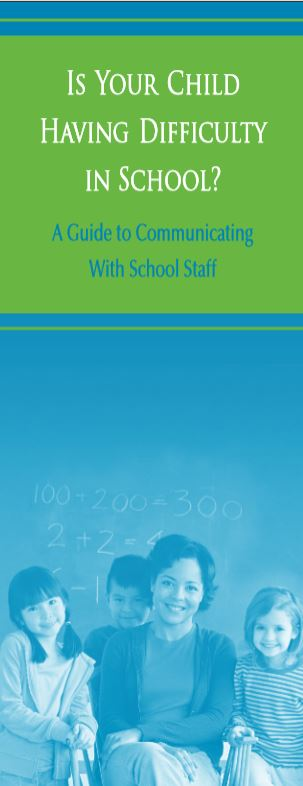 Is Your Child Having Difficulty in School? A Guide to Communicating With School Staff